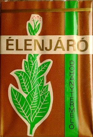 Élenjáró Dohánytermelő