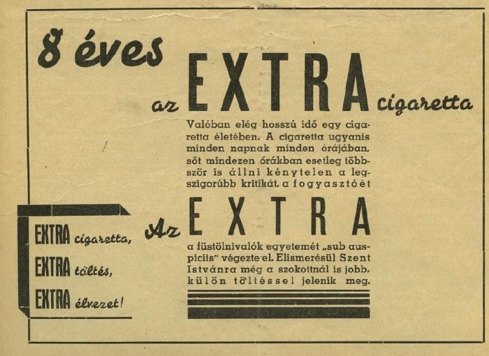 Extra cigaretta 2.