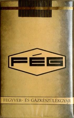 Fegyver- és Gázkészülékgyár (FÉG)