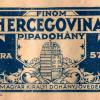 Finom Hercegovinai pipadohány 1.