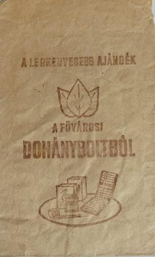 Fővárosi Dohánybolt 1.