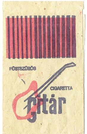 Gitár-Pálma