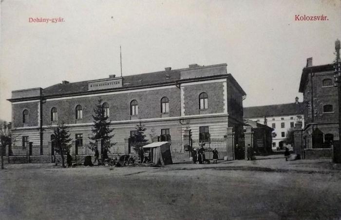 Kolozsvári Dohánygyár