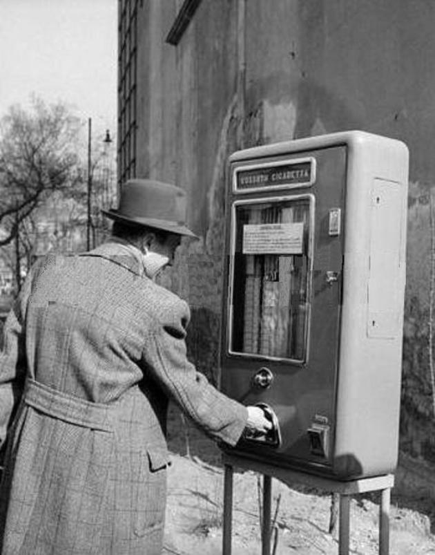 Cigaretta automata