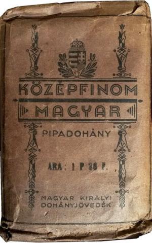 Középfinom Magyar pipadohány 3.