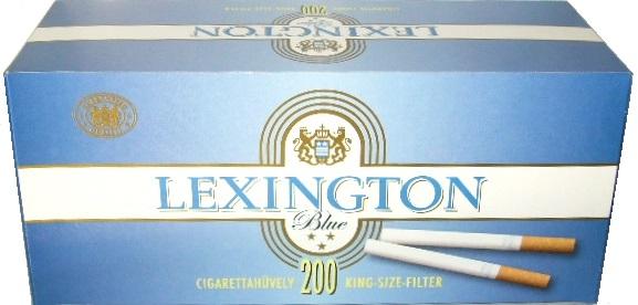 Lexington cigarettahüvely