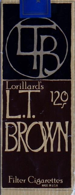 L.T. Brown 120'S