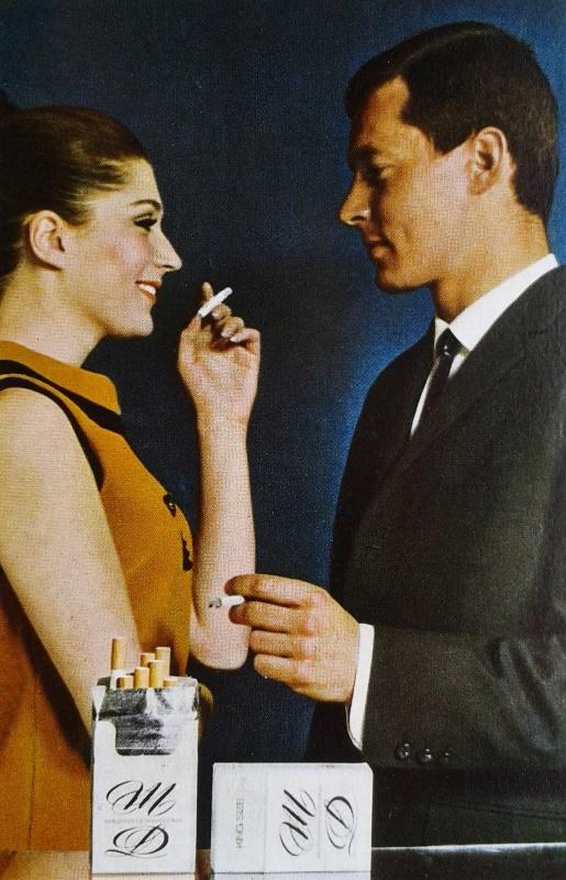 MD cigaretta