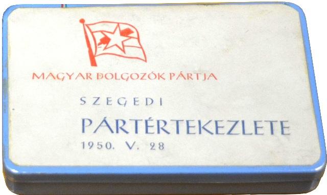 Magyar Dolgozók Pártja 1950.