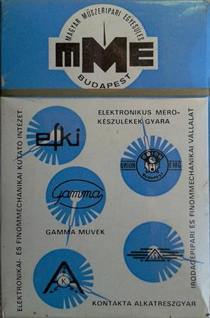 Magyar Műszeripari Egyesülés