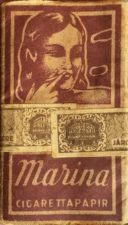 Marina cigarettapapír