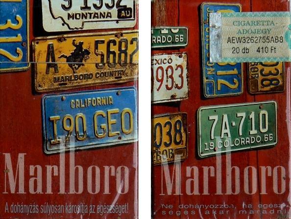 Marlboro red 2.