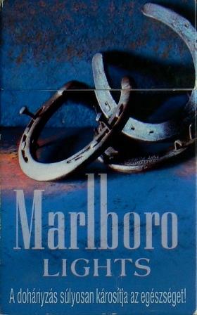 Marlboro ligth 5.