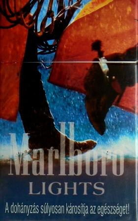 Marlboro ligth 6.