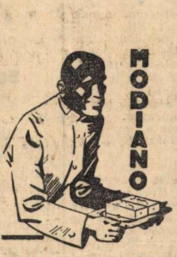 Modiano 74.