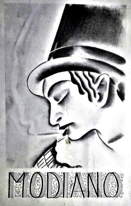 Modiano plakátterv 49.