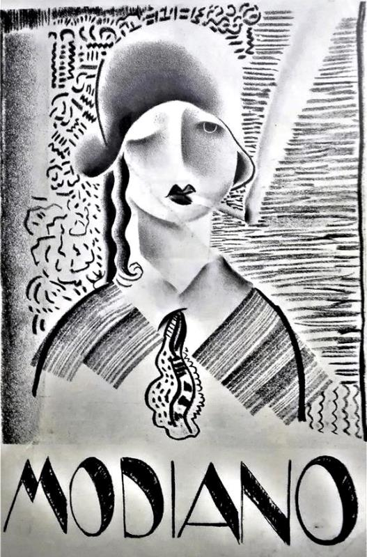 Modiano plakátterv 50.