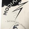Modiano plakátterv 78.