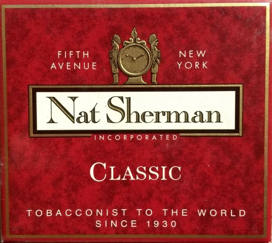 Nat Sherman 1.