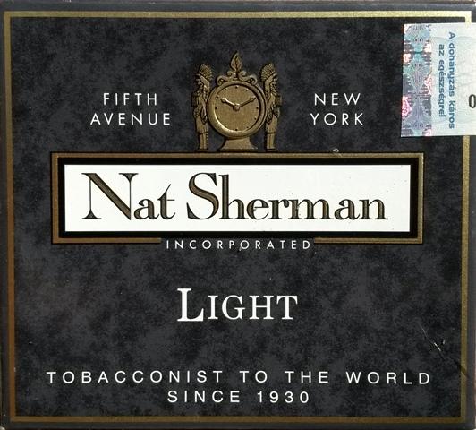 Nat Sherman 2.