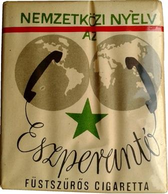 Nemzetközi nyelv az Eszperantó