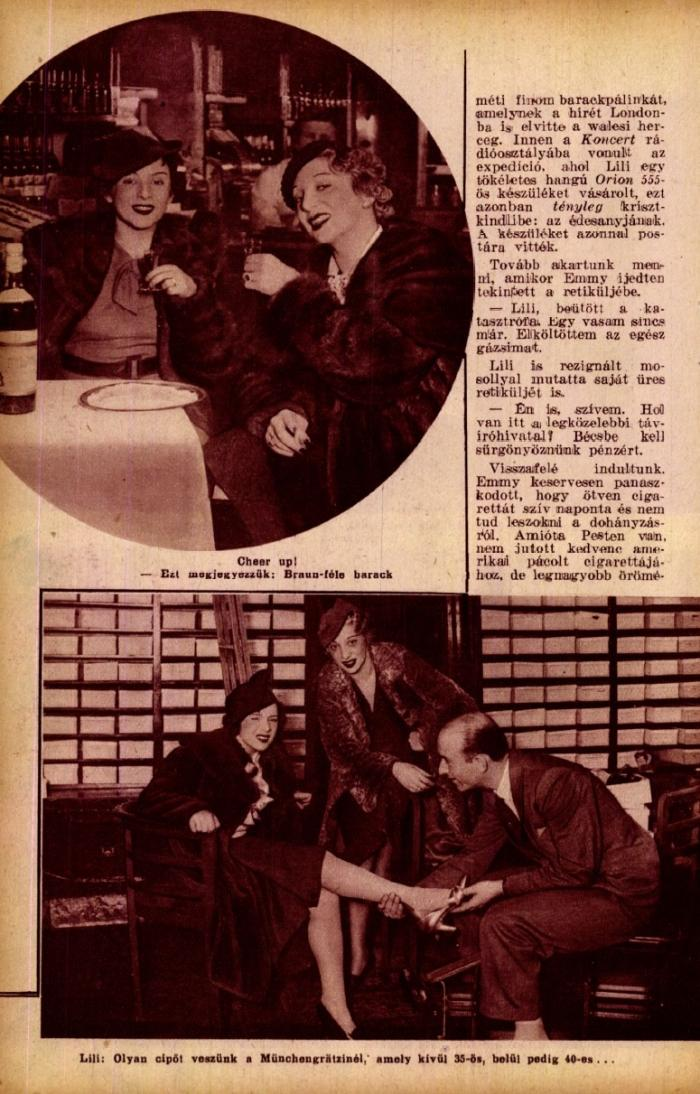 1935. Nikotex-Darling cigaretta
