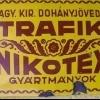 Nikotex zománctábla 05.