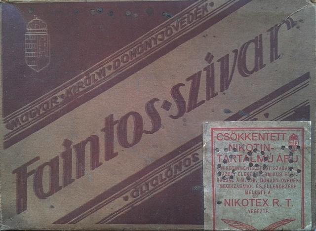 Nikotex-Faintos