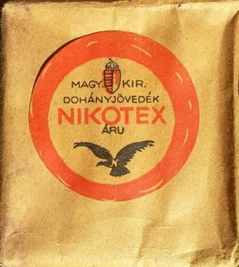 Nikotex-Munkás