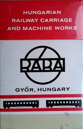 Rába Magyar Vagon- és Gépgyár 4.