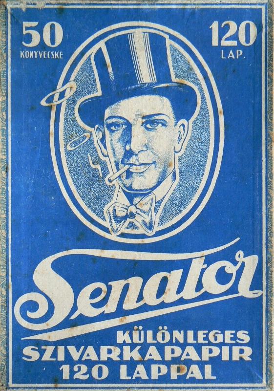 Senator cigarettapapír