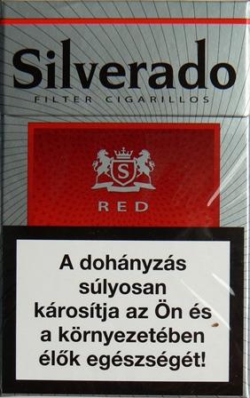 Silverado szivarka 7.
