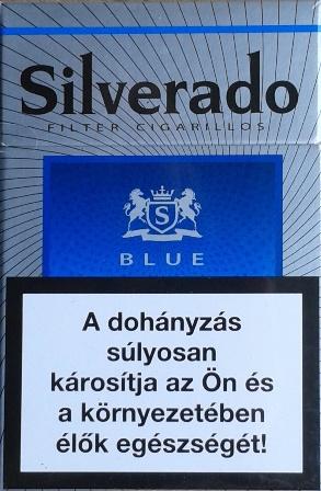Silverado szivarka 8.