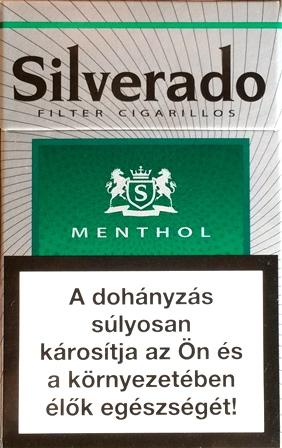Silverado szivarka 9.