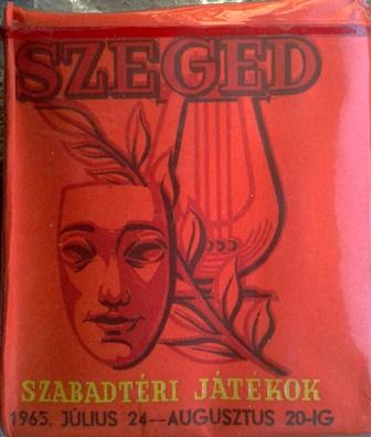 Szeged, Szabadtéri Játékok 1965.