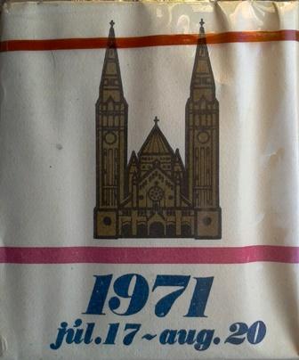 Szegedi Fesztivál 1971.