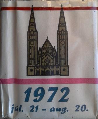 Szegedi Fesztivál 1972.