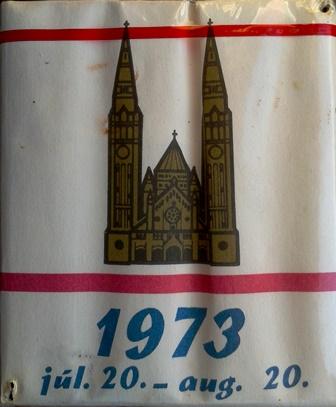 Szegedi Fesztivál 1973.