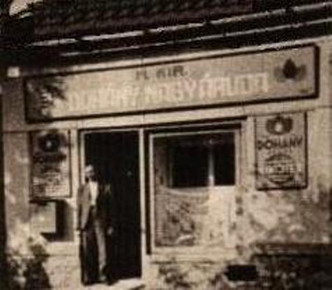 Szepsi - Dohánynagyáruda