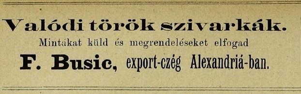 1885.01.15. Török szivarkák