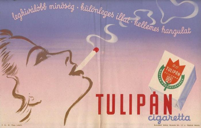 Tulipán cigaretta 2.