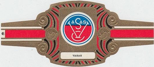 Vasas SC szivargyűrű