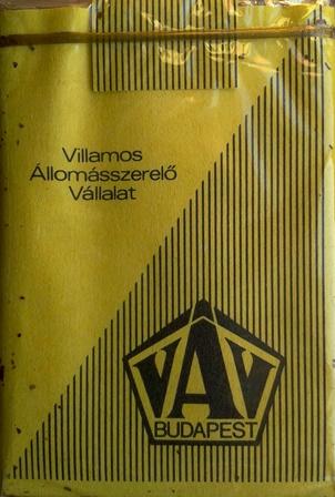 Villamos Állomásszerelő Vállalat
