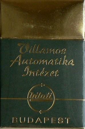 Villamos Automatika Intézet 1.