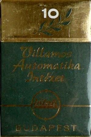 Villamos Automatika Intézet 2.