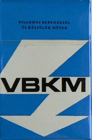 Villamos Berendezés és Készülék Művek 3.