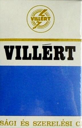 VILLÉRT 1.