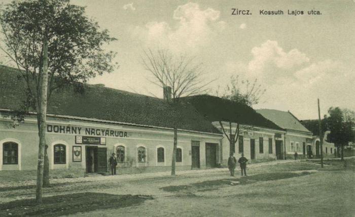 Zirc - Dohánynagyáruda