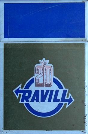 20 éves a Ravill