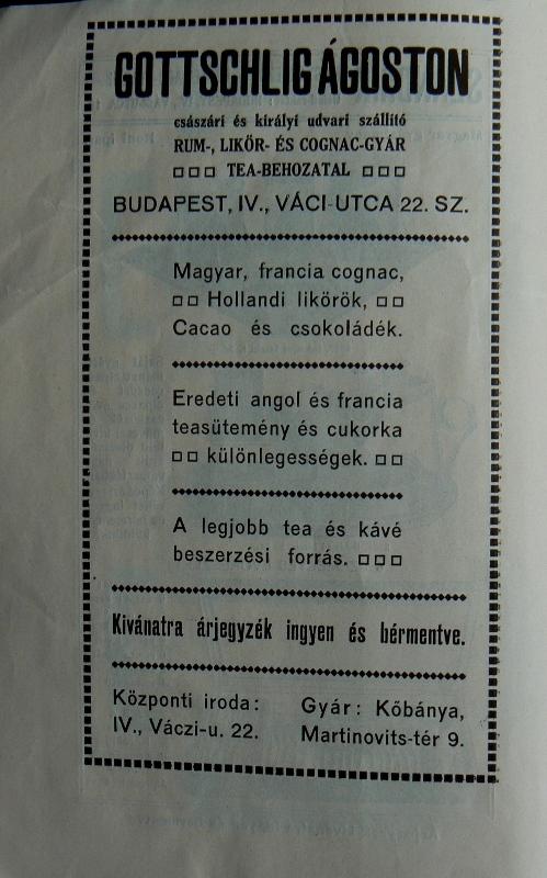 Dohány árjegyzék 04.